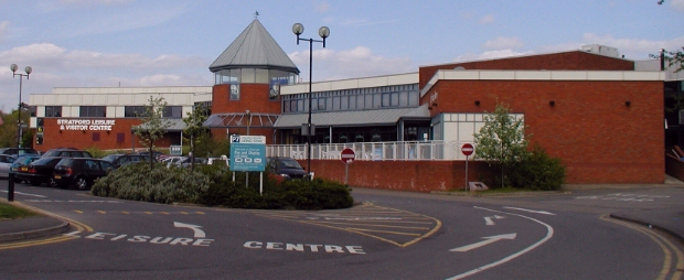 Startford Leisure Centre - 2002 Card Show