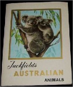 Australian Animals Album